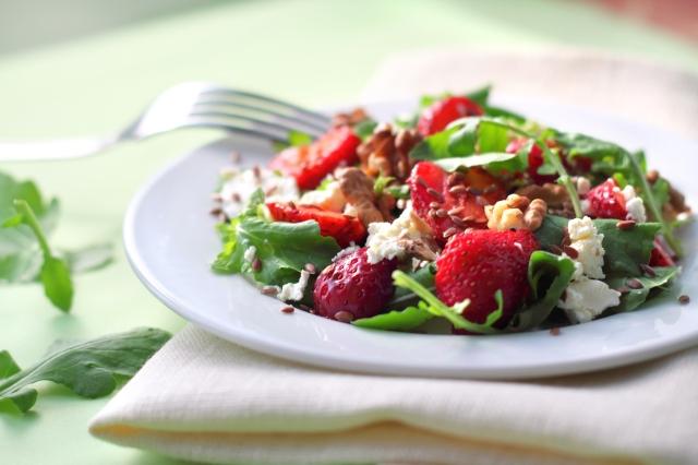Delicious Spring Salad